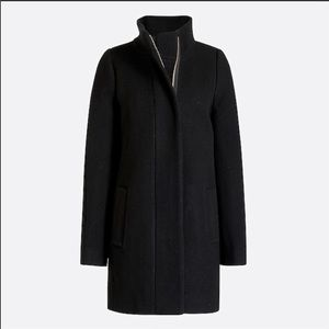 J.Crew Cocoon Coat Double cloth wool (sz 2)